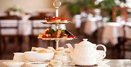 Afternoon Tea & Dining Voucher